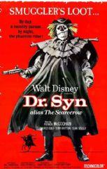 Dr Syn - Alias the Scarecrow 1963 DVD - Patrick McGoohan / George Cole